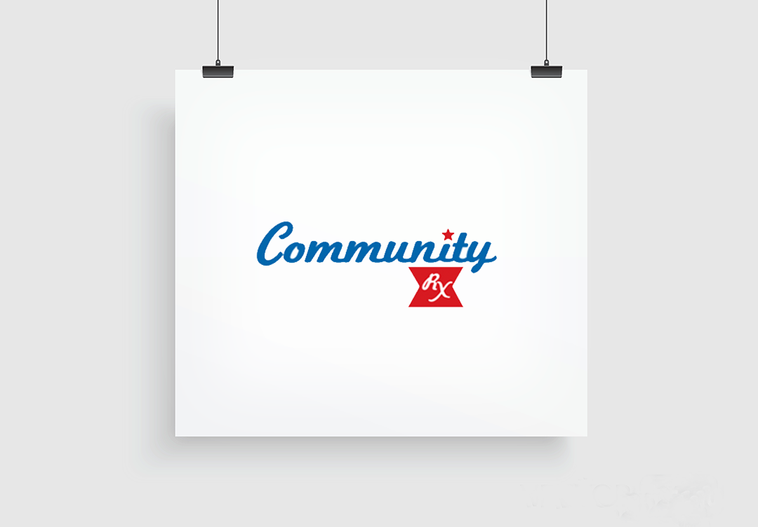Branding: Agency / Client: Community Medical Center, Community RX