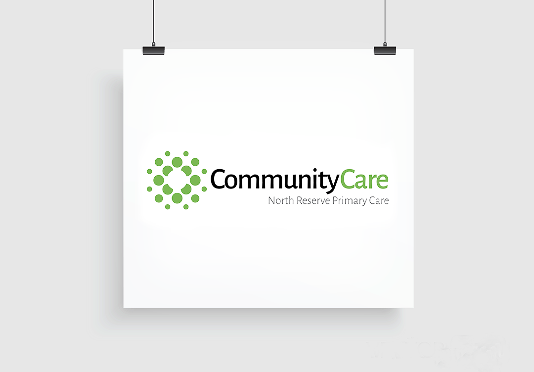 Branding: Agency / Client: Community Medical Center, Community Care