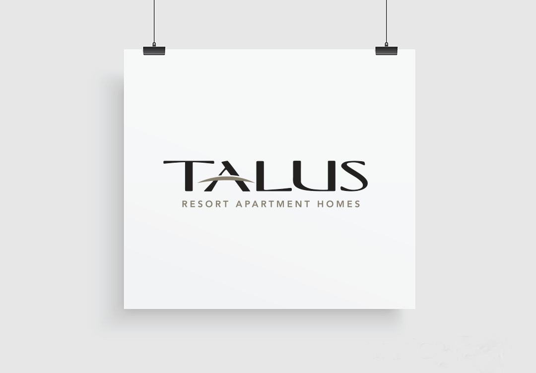 Branding: Agency / Client: Farran Realty Partners, Talus Apartment Homes
